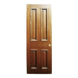 Five Panel Pine Door