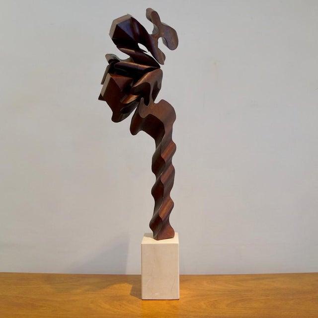 Jerry K. Deasy Sculpture - Image 3 of 10