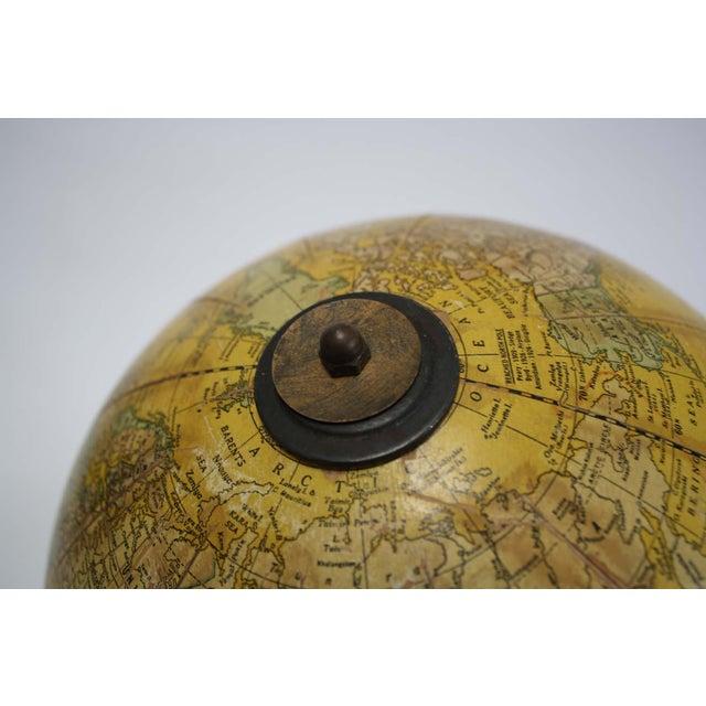 1930s Cram's Universal Terrestrial Globe - Image 3 of 7