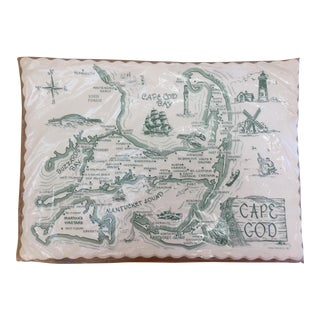 Paper Placemats Cape Cod - Set of 36
