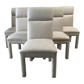 Parson Dining Chairs - Set of 6