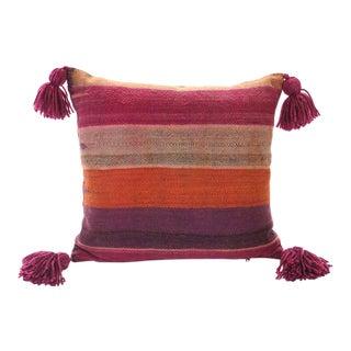 Vintage Kilim Moroccan Pillow