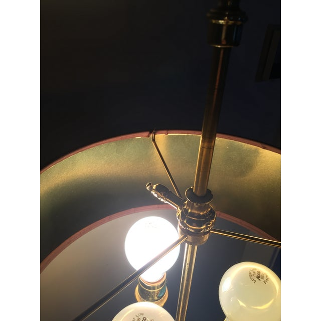 Stiffel Bouillotte Candle Desk Lamp - Image 5 of 5