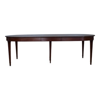 Henredon Neoclassical Dining Table