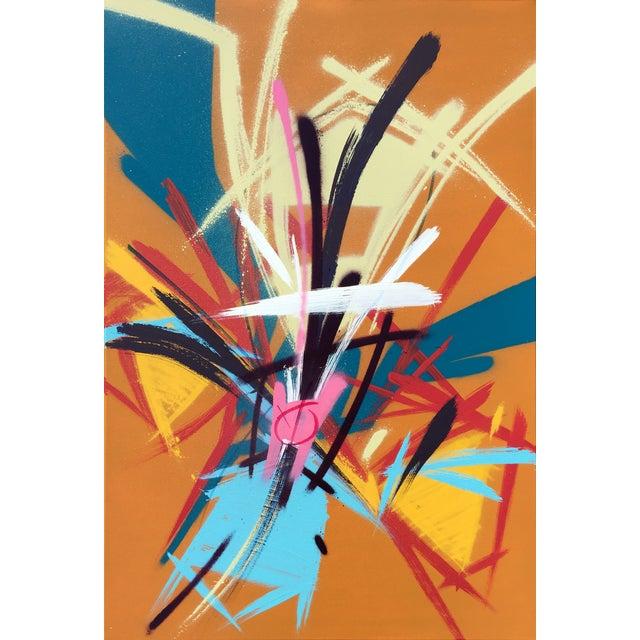 "Bob Peck ""Cut a Swath"" Painting - Image 2 of 2"