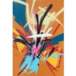 "Image of Bob Peck ""Cut a Swath"" Painting"