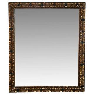 Vintage Italian Giltwood Mirror