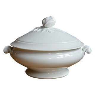 French Stoneware Tureen