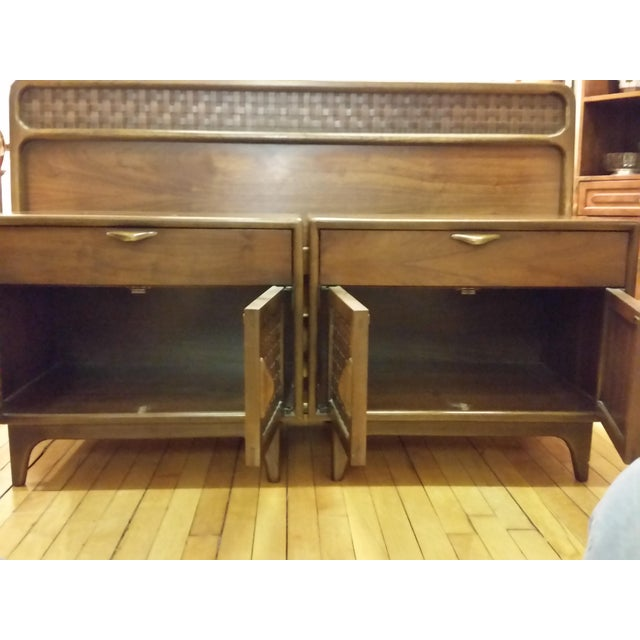 Warren Church for Lane Perception Nightstands - a Pair - Image 8 of 10