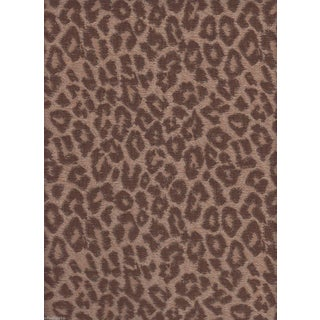 Kravet Explorations Indoor/Outdoor Cheetah Print in Cocoa - 18.5 Yards