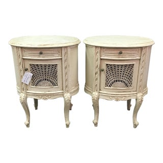 French Night Stands- A Pair