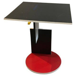 Memphis Movement Side or Occasional Table by De Stijl Schroeder for Cassina