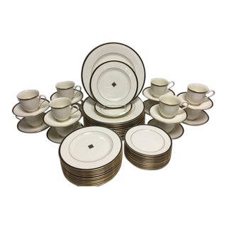 Lenox Urban Lights China Plates - Set of 12