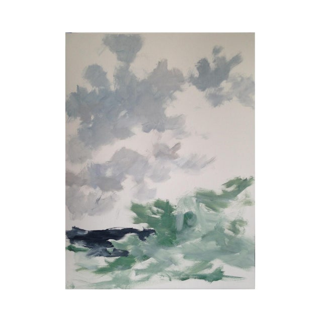 Image of Abstract Landscape Painting by Chelsea Fly