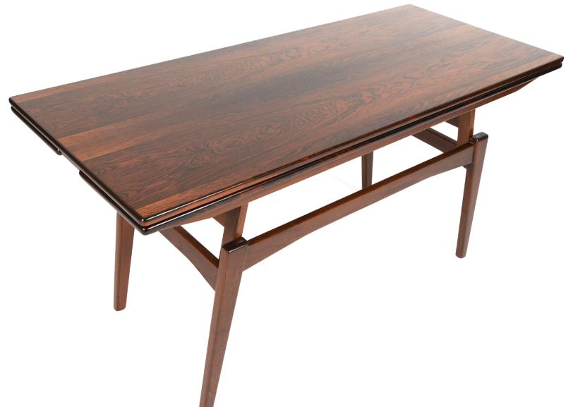 Danish Modern Convertible Coffee Table Chairish