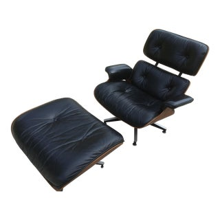 Eames Vintage Lounge Chair & Ottoman