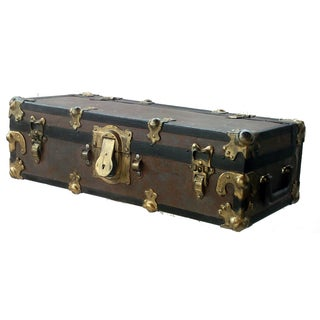 Antique Utility Trunk