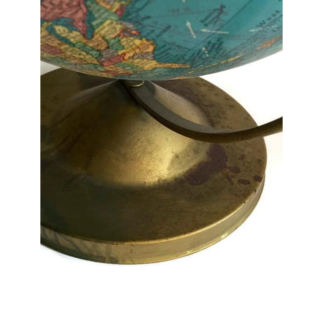 Mid Century Cram's Tilting Axis Globe - Image 4 of 6