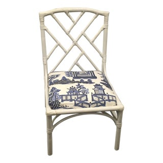 Italian Chippendale Chair with