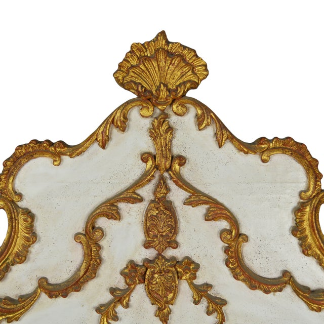 French Rococo Gilt Mirror - Image 3 of 5