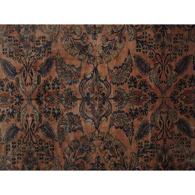 "Leon Banilivi Persian Lillihan Carpet - 11' X 9'1"" - Image 4 of 5"