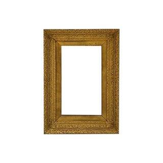 Vintage Gilded Ornate Frame