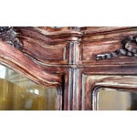 Image of 1920s French Louis XV Triple Armoire