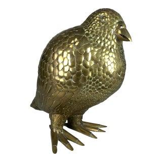 Sergio Bustamante Brass Bird