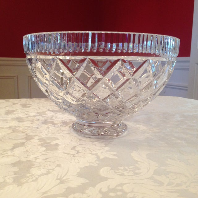 Intricate Crystal Bowl - Image 2 of 4