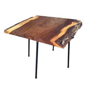 Mod George Nakashima Style Cocktail Table