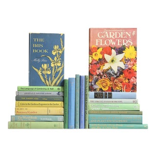 Green Gardening Library - Set of 15