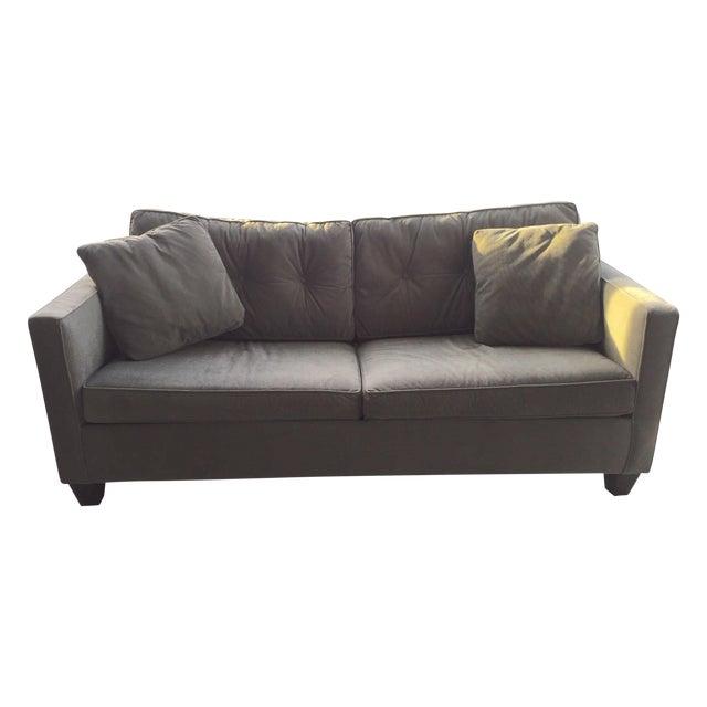 Dark Gray Sofa Sleeper - Image 1 of 3