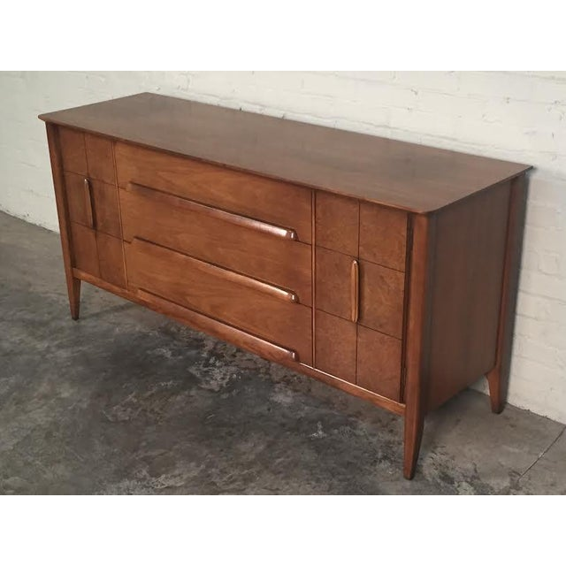 Stanley Mid-Century Modern Credenza - Image 11 of 11
