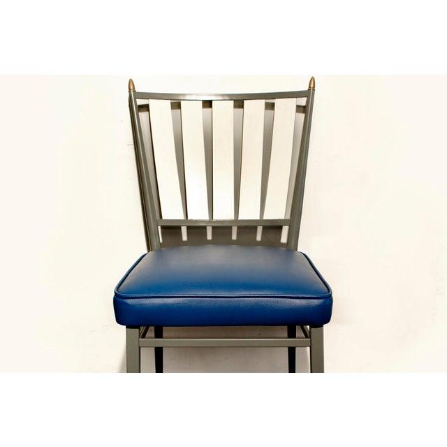 Chromcraft 1950s Slat Back Dinette Chairs