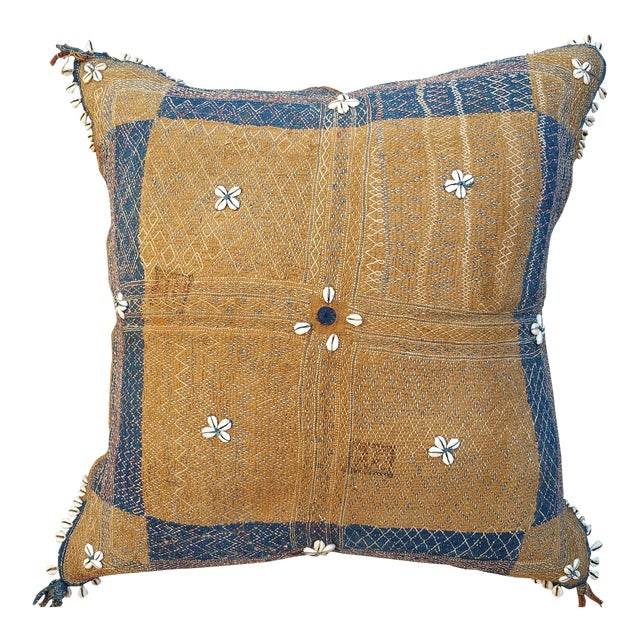 Vintage Large Banjara Floor Pillow Chairish