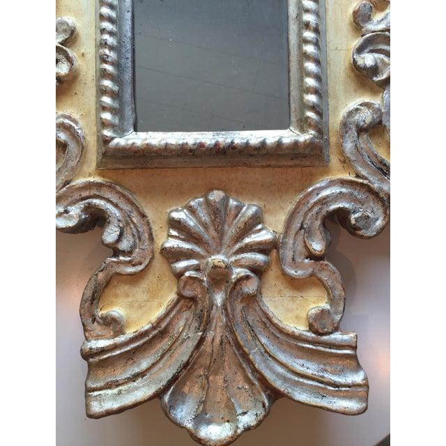 Vintage Venetian Mirrors - a Pair - Image 5 of 6