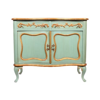 1950s French Provincial Commode