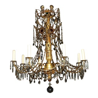 Antique Genovese Chandelier