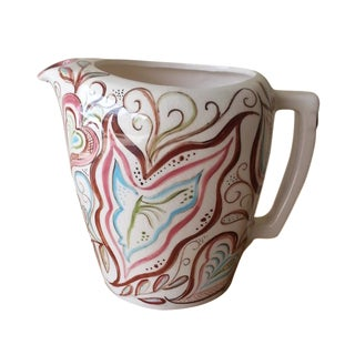Roberta Kerr Decorative Pitcher