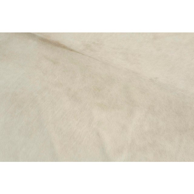 Image of Genuine Brazilian Cowhide, Silver