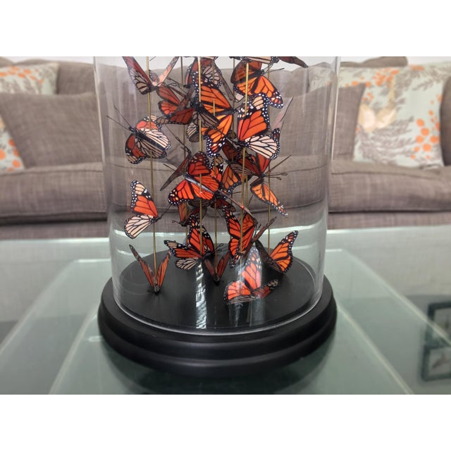 Customizable: Airborne - handcut paper based butterflies - Image 5 of 6