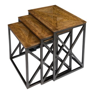 Sarried Ltd Bohemian Cluster Tables - Set of 3