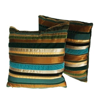 Dransfield & Ross Pillows - Pair