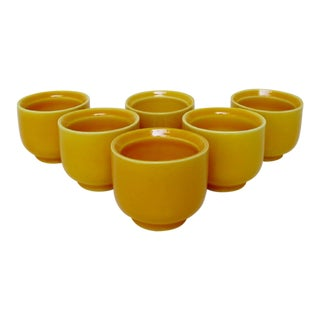 Rosenthal 1970s Egg Cups, Set of 6