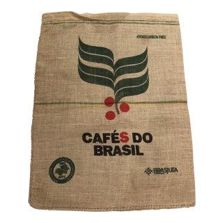 Vintage Brasil Coffee Bag