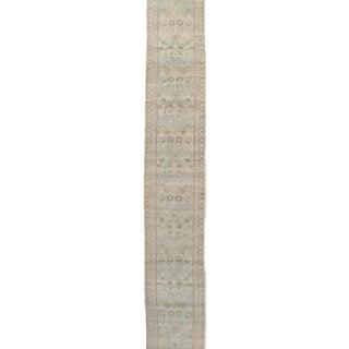 """Pasargad's Khotan Wool Area Rug - 3'1"""" X 20'0"""""""