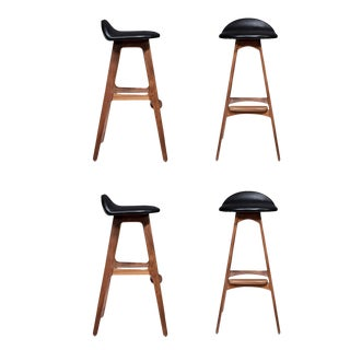 Set of Four Boyd Stools