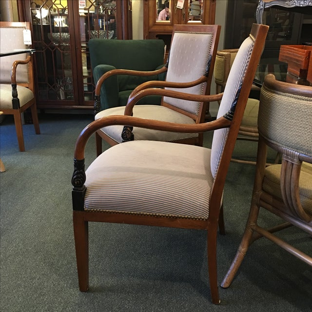 William Switzer Dining Chairs - Set of 4 - Image 9 of 11