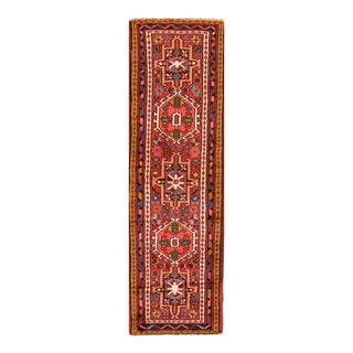 "Apadana - Vintage Persian Heriz Rug, 2' x 6'6"""