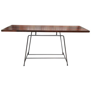 Mid-Century Rosewood Console